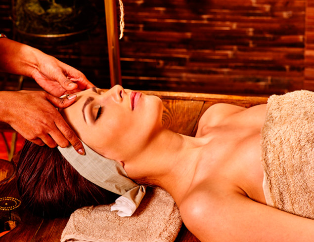 masaje ayurvedico - reiki la moraleja