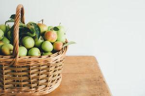 fruta mindfulness