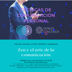 comunicación zen